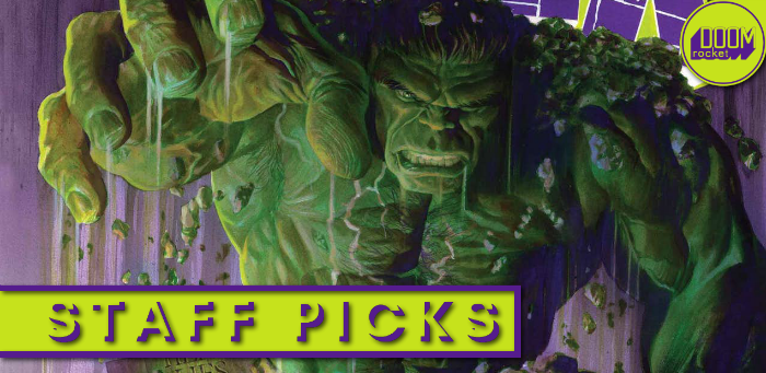 Staff Picks: 'The Immortal Hulk' macabre mayhem in the mighty Marvel manner