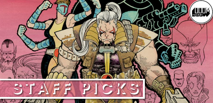 Staff Picks: Arthouse or slaughterhouse? 'Bloodstrike: Brutalists' #0 has the answer
