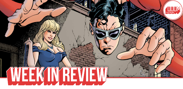 'Plastic Man' #1 a long-awaited dream project realized to perfection