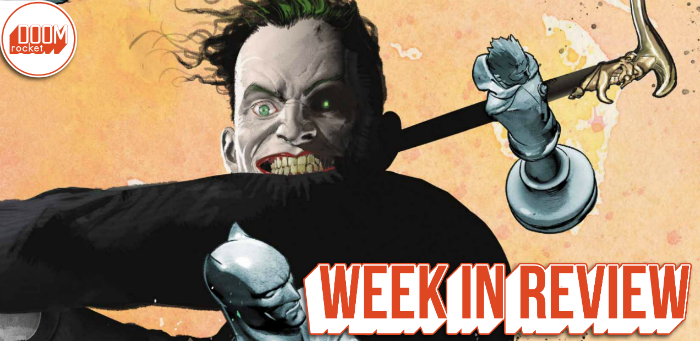 Brilliantly written and highly disturbing, 'Batman' #48 is naturally the Joker's show