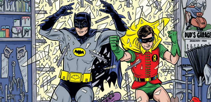 'Archie Meets Batman '66' #1 has all the cultural winks and nostalgic infusions a comics fan could hope for