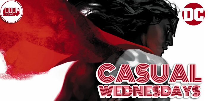 Oh! Ogling October Solicits — CASUAL WEDNESDAYS WITH DOOMROCKET