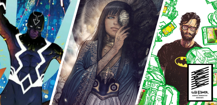 Here are the 2018 Eisner award winners