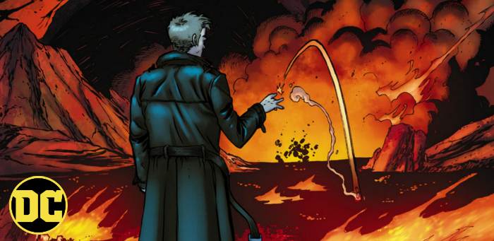 EXCLUSIVE: 'The Hellblazer' reaches the inferno—and its own conclusion—with issue #24