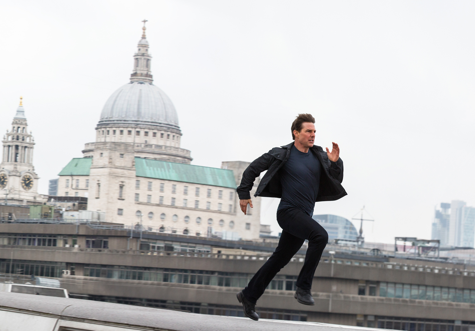 Tom Cruise as Ethan Hunt in MISSION: IMPOSSIBLE - FALLOUT from Paramount Pictures and Skydance.