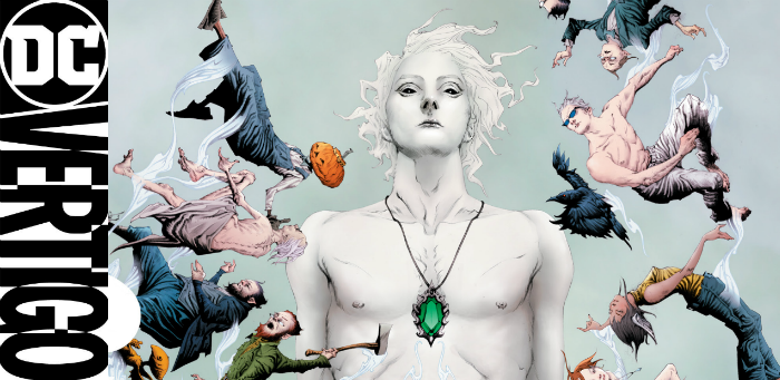Preview: DC Vertigo forge a new era for the Dreaming in 'The Sandman Universe' #1