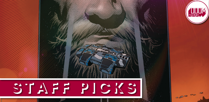 Staff Picks: AfterShock's 'Relay' #1 slays with Andy Clarke visuals, intriguing premise