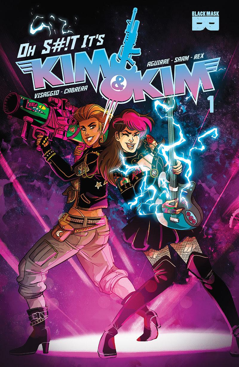 OH S#!T IT'S KIM & KIM #1