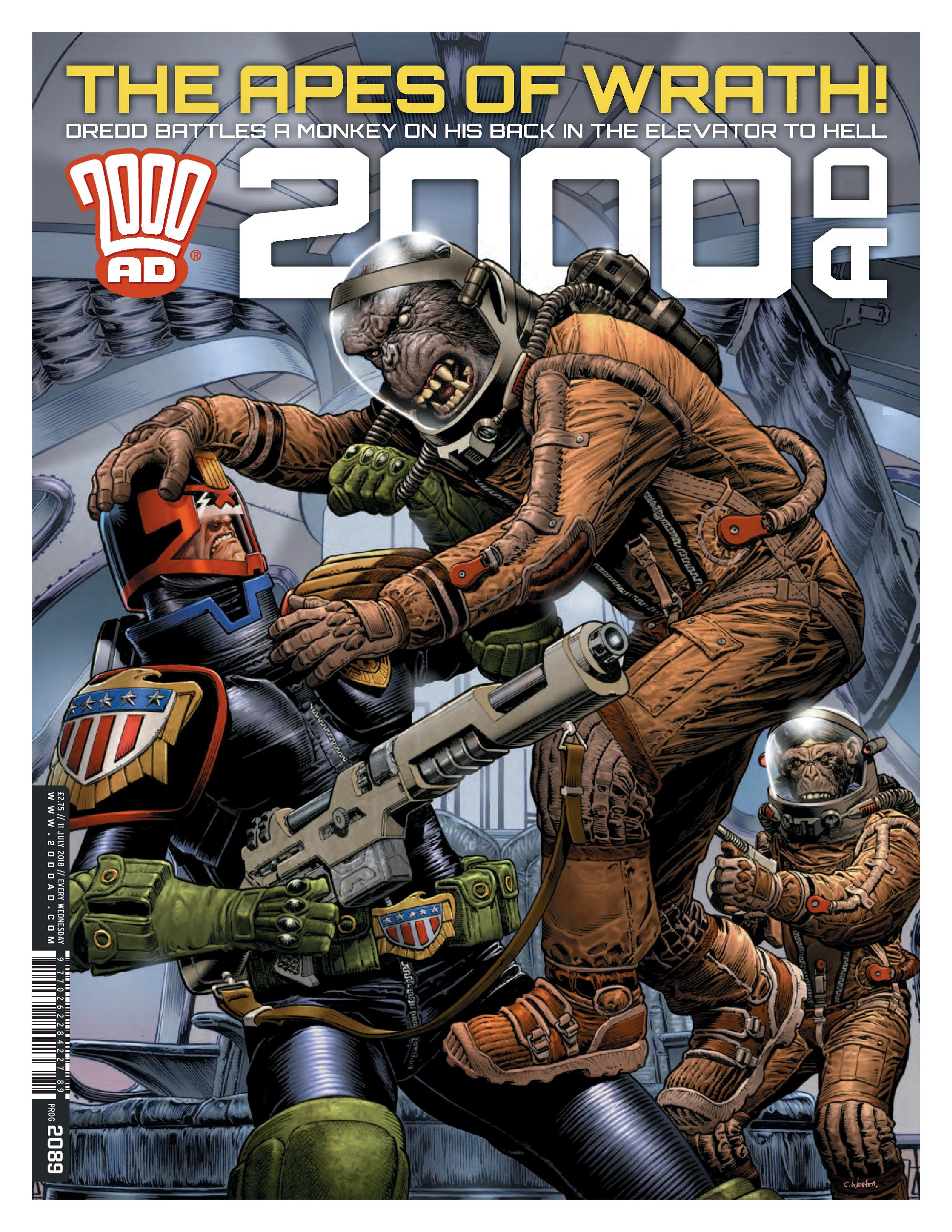 2000 AD PROG 2089