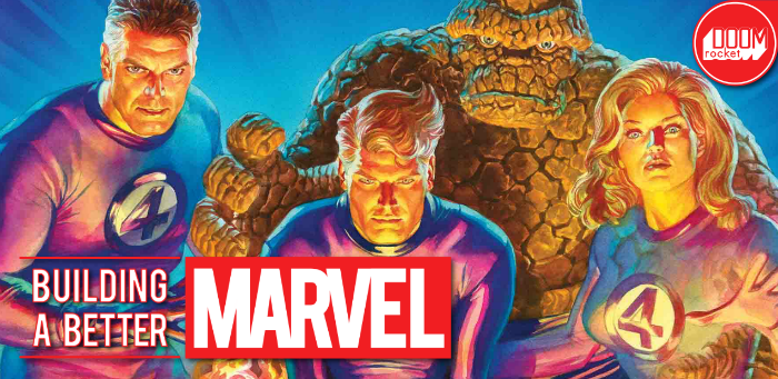 With emotions writ large, 'Fantastic Four' #1 becomes a vital, important return for Marvel