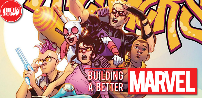 'West Coast Avengers' a weird, wild, rollicking ride