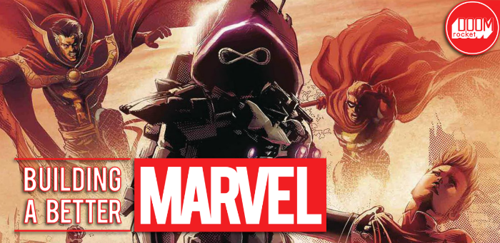 The convoluted journey towards 'Infinity Wars' pays dividends in two exciting #1 issues