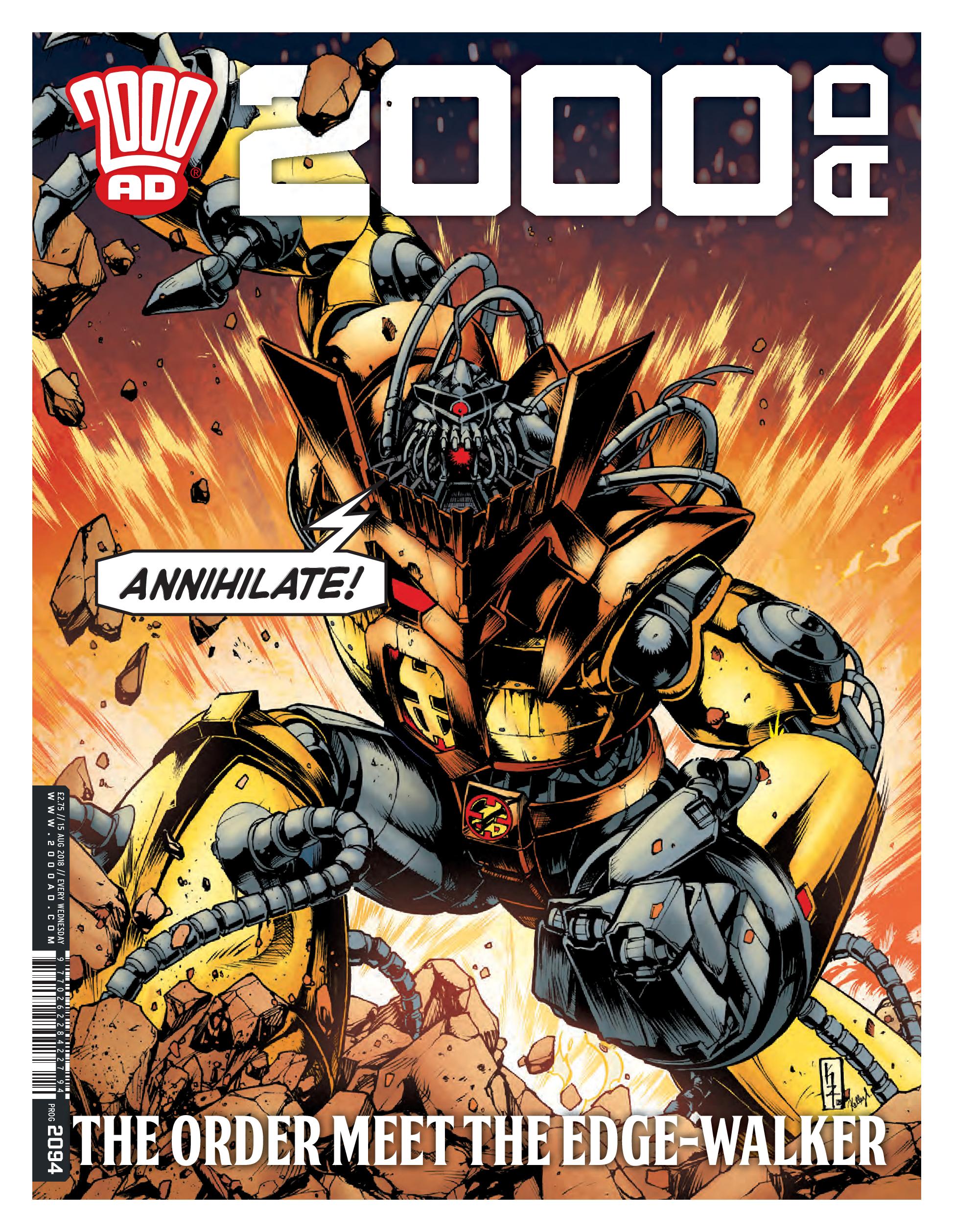 2000 AD PROG 2094