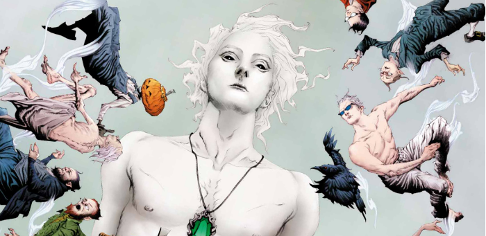 'The Sandman Universe' offers new currents along the river of remembrance