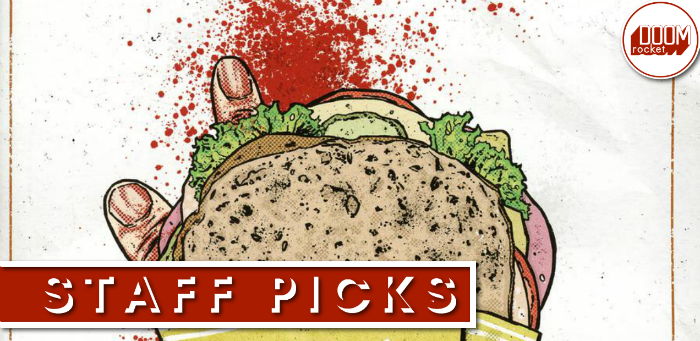 Staff Picks: 'Hot Lunch Special' promises a sackful of murder, mayhem and mustard