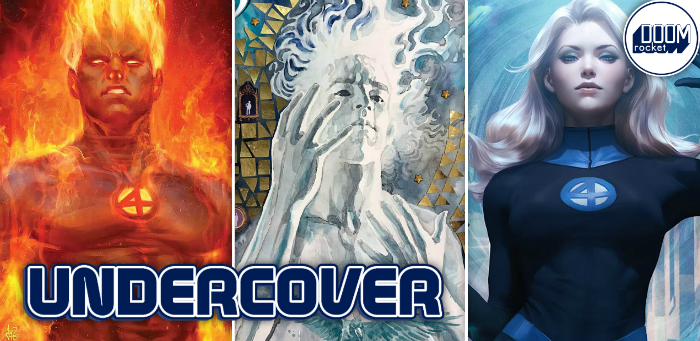 Undercover: A staggering week in comics covers highlighted by 'Sandman', 'Fantastic Four'