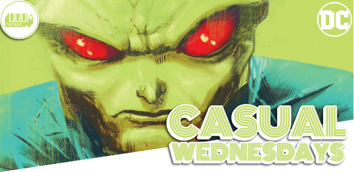 'Heroes in Crisis' and December Solicits — CASUAL WEDNESDAYS WITH DOOMROCKET