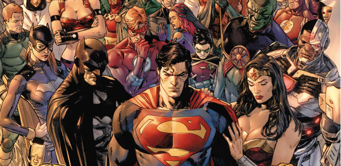 DC's 'Heroes in Crisis' a showcase for King's uncompromising concepts and themes