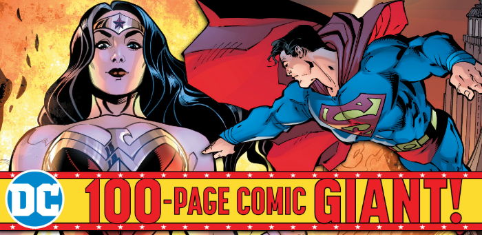 King's 12-part Superman saga begins this week with Walmart-exclusive 'Superman Giant' #3