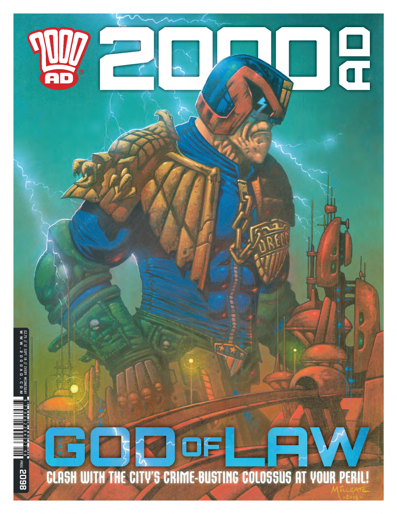 2000 AD PROG 2098