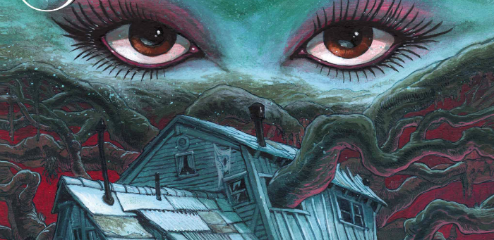 Out from between the realm of dreams and the Louisiana bayou comes 'House of Whispers' #1