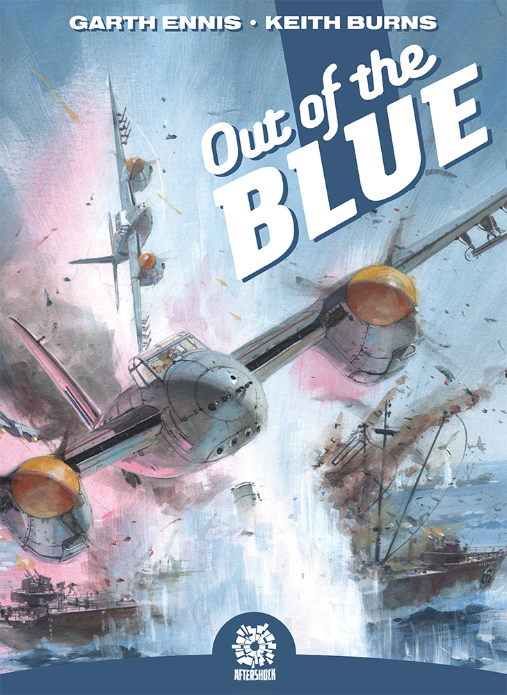 OUT OF THE BLUE HC