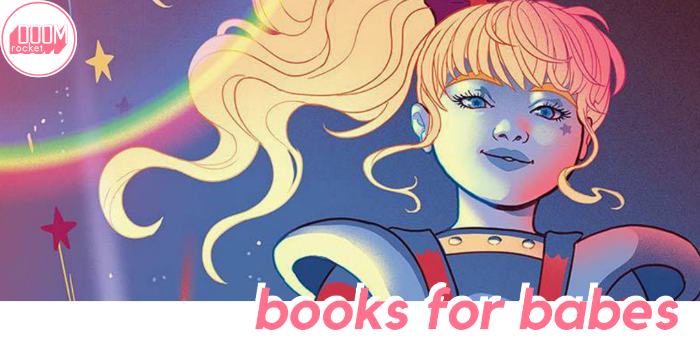 Whitley, Williams & Pinto spread some much-needed color with wonderful 'Rainbow Brite' #1