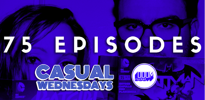 Our First Q&A Episode — CASUAL WEDNESDAYS WITH DOOMROCKET