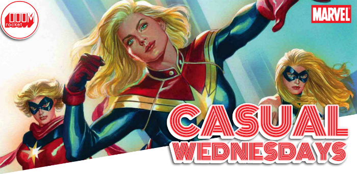 Jumping on January Solicitations — CASUAL WEDNESDAYS WITH DOOMROCKET