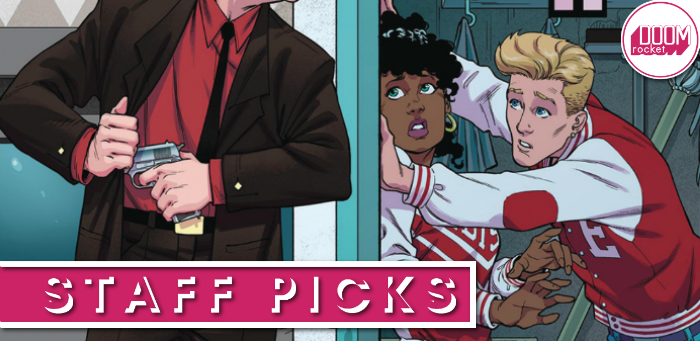 Staff Picks: Scout Comics' 'The Mall' a rich crime noir with Jordache as its tailor