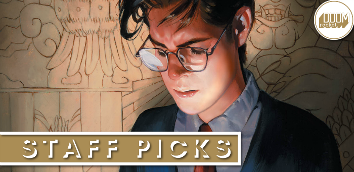 Staff Picks: With the debut of 'Books of Magic' the Sandman Universe line is complete
