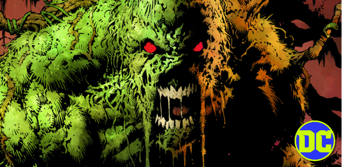 Azzarello & Capullo craft eldritch perfection in 'Swamp Thing Halloween Horror Special'