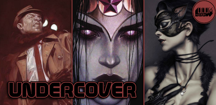 Undercover: Artgerm beguiles us with the latest variant for 'Catwoman'