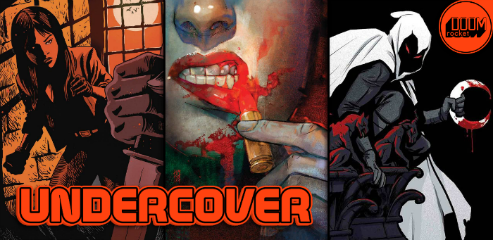 Undercover: Francavilla's vicious 'Vampironica' variant vies for voguish victory