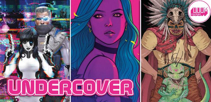Undercover: Jen Bartel's 'Blackbird' a neon-lit study of emotions, intentions, earrings