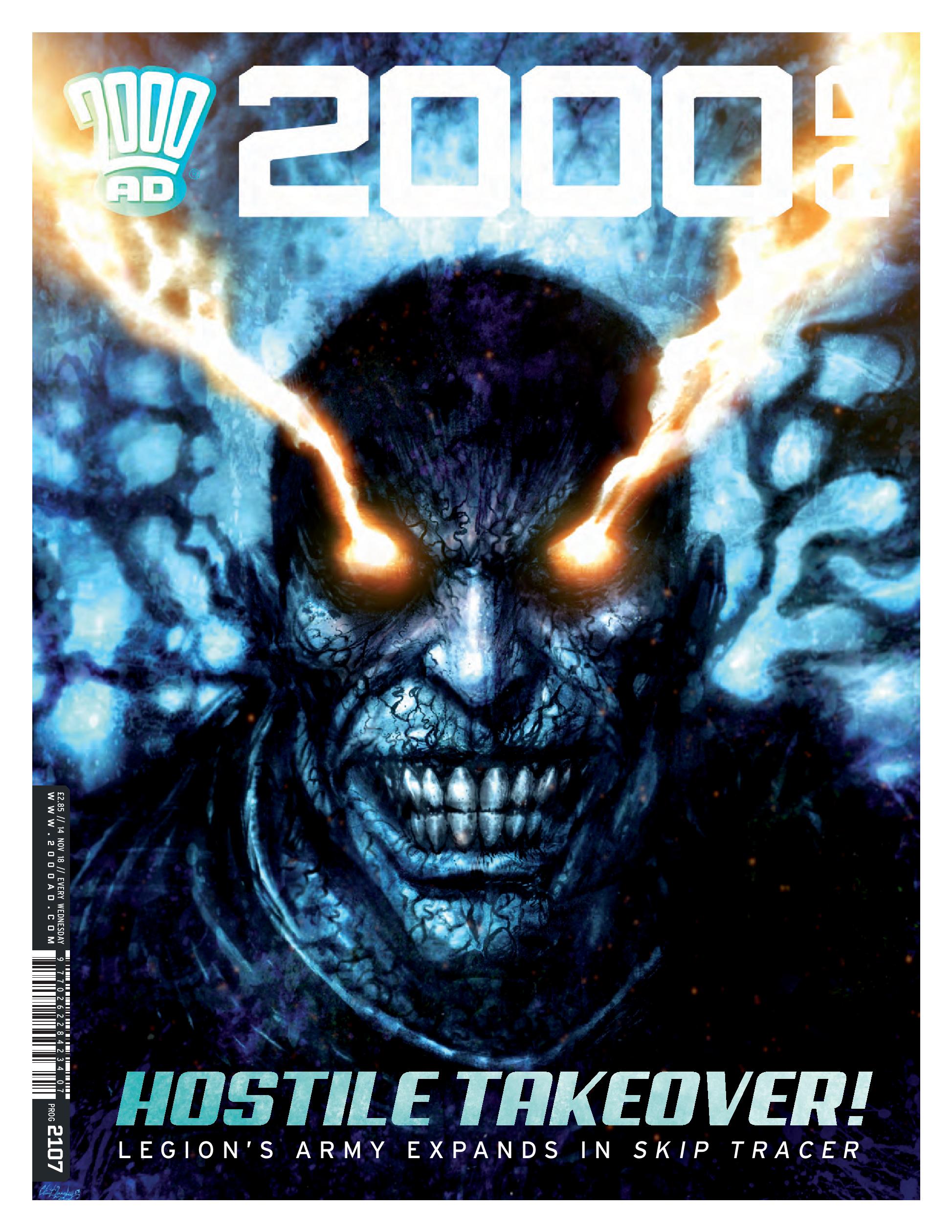 2000 AD PROG 2107