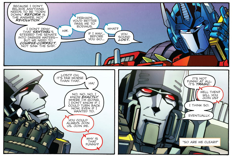 From heavy metal to indie: A musical 'More Than Meets the Eye'/'Lost Light' retrospective