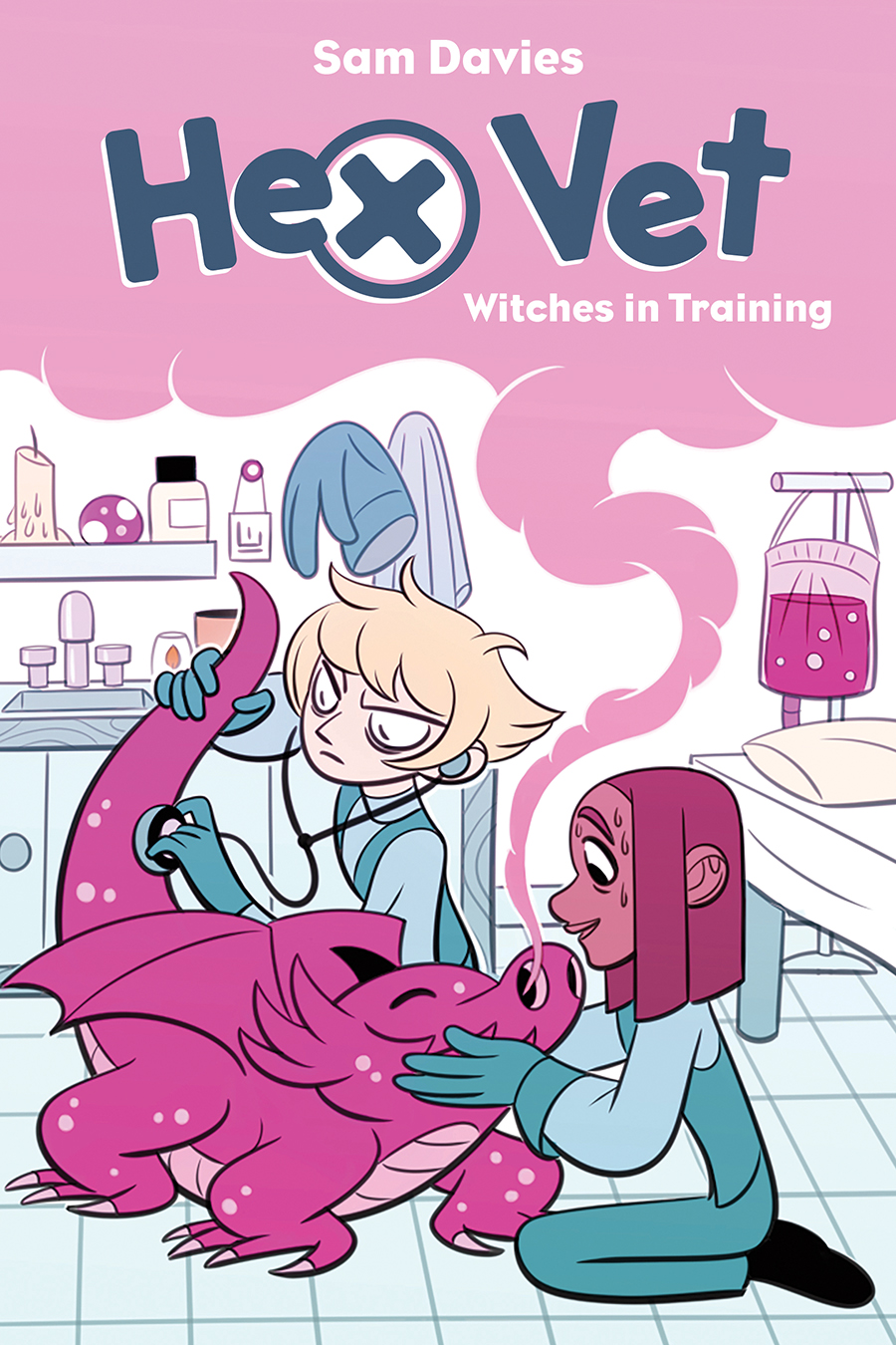 Hex Vets: Witches in Training OGN SC
