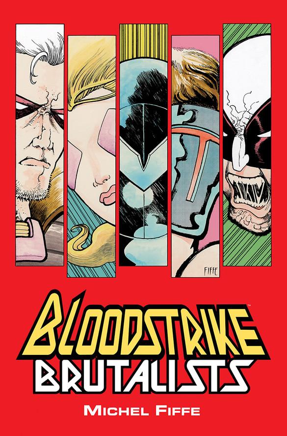 Bloodstrike: Brutalists TP