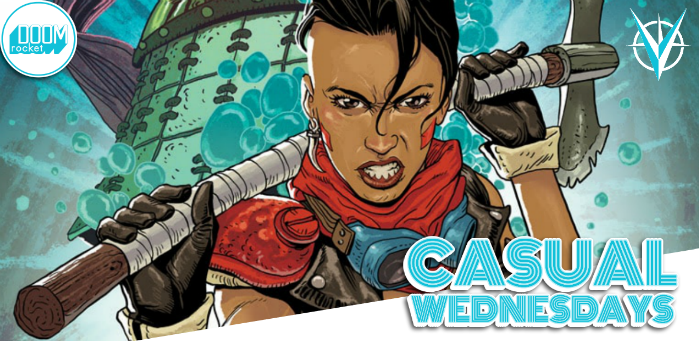Futzin' With February Solicitations — CASUAL WEDNESDAYS WITH DOOMROCKET