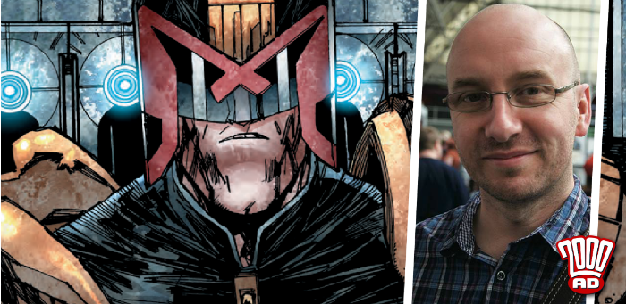 "Rob Williams on the drokking insanity that is his latest Dredd saga, ""The Small House"""