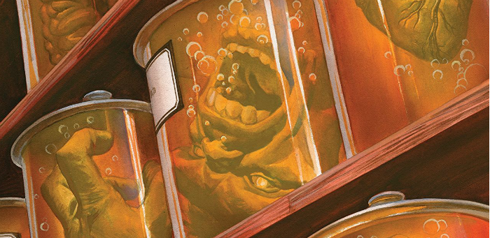'The Immortal Hulk' expands on the character's original concept in ways most wicked