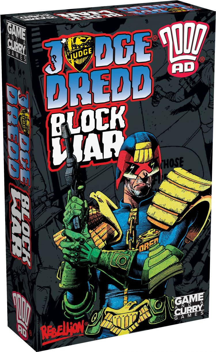 2000 AD Gift Guide
