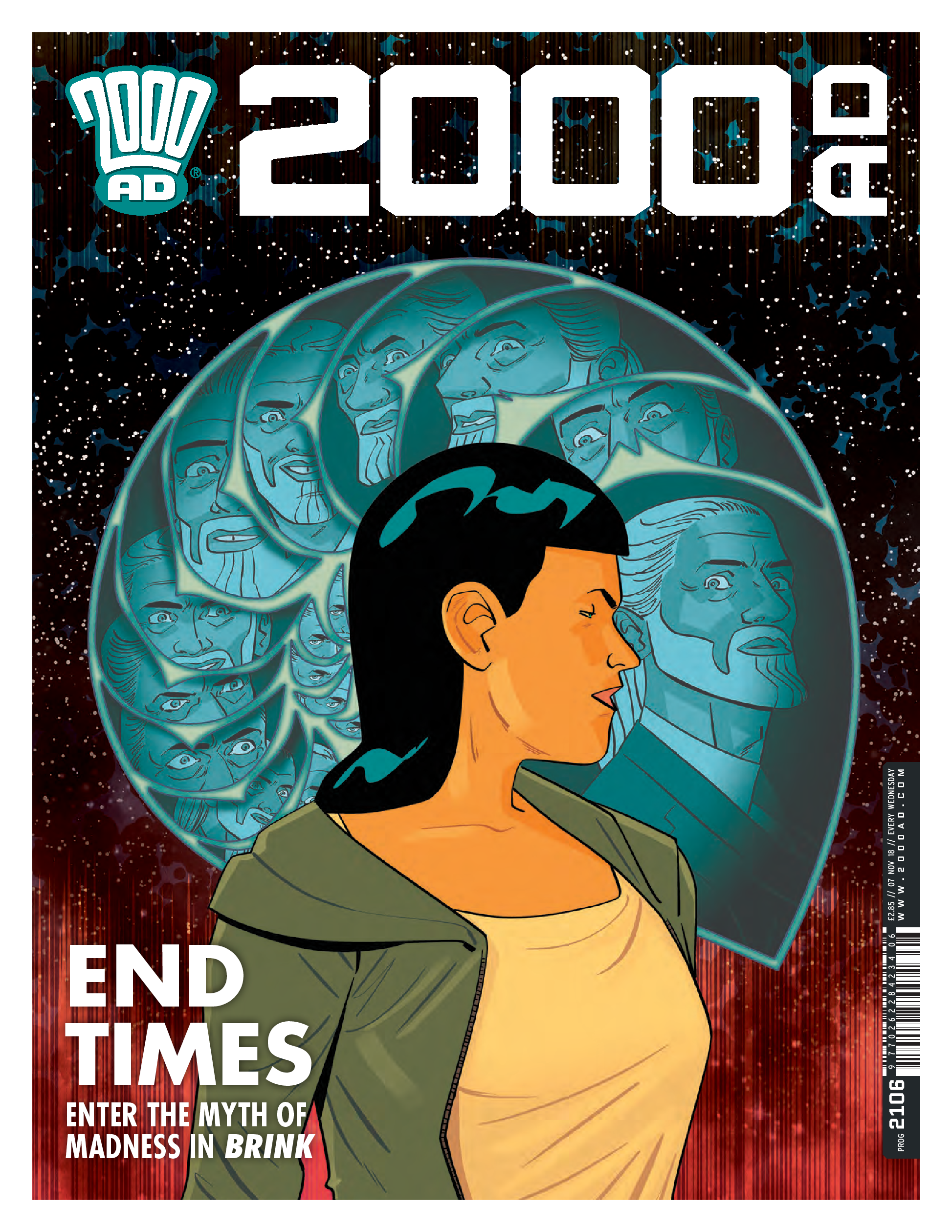 2000 AD PROG 2106