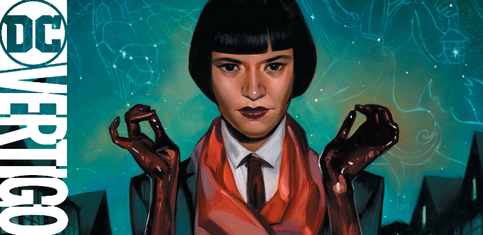 EXCLUSIVE: Protecting fledgling sorcerers is a bloody business in 'Books of Magic' #2