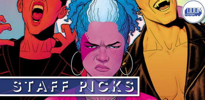 Staff Picks: WicDiv gets slap-happy with 'The Wicked + The Divine: The Funnies'