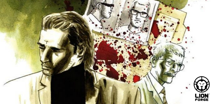 Danish crime saga 'Stiletto' to get a translation and expansion from Lion Forge in 2019