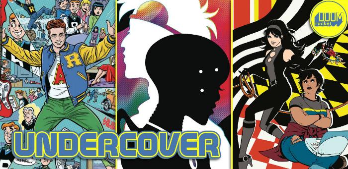 Undercover: The Allreds apply their hallmark wizardry to 'Archie' #700