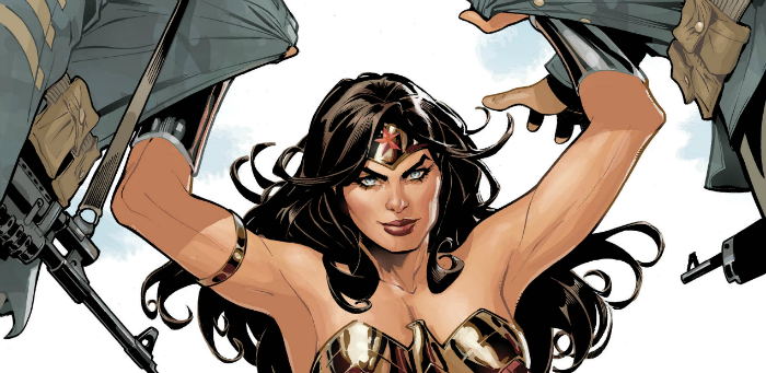 Wilson & Nord make a strong showing in their much-anticipated 'Wonder Woman' debut