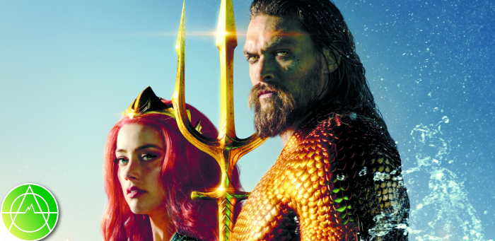 It has every reason to be a splash, but 'Aquaman' is a total drip